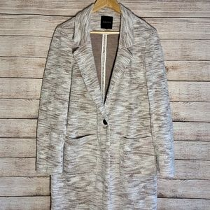 Dynamite Blazer - Cloud Dancer - Medium